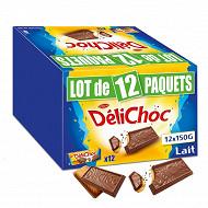 Delichoc chocolat lait 1.8kg