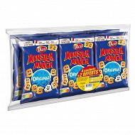 Monster munch salé 4x85g + 2 offerts