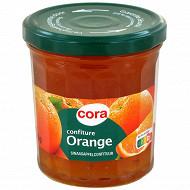 Cora confiture orange 370g