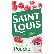 Saint Louis sucre en poudre classique à bec verseur 1kg