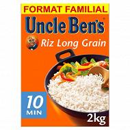 Uncle Ben's riz long grain 10mn 2kg