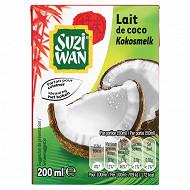 Suzi Wan lait de coco 200ml