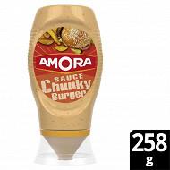Amora sauce chunky burger 258g