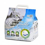 L'hygiène de tranquille sac de 9 litres