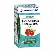Juvamine phyto gélules reine des prés queue de cerise 50 gélules 16g