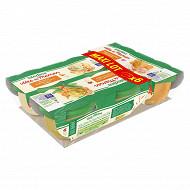 Blédina idées de maman pommes de terre poulet haricots verts carottes 6 bols x 200g