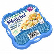 Blédichef légumes pâtes cabillaud façon beurre blanc dès 24 mois 250g