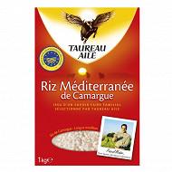 Taureau Ailé riz méditerranée vrac 1kg