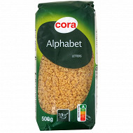 Cora alphabets 500g