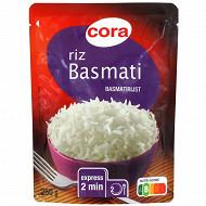 Cora doypack riz  basmati 250g
