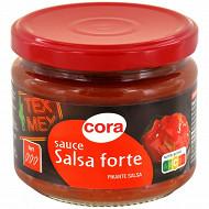 Cora sauce salsa forte 315g