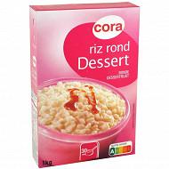 Cora riz rond dessert 1kg