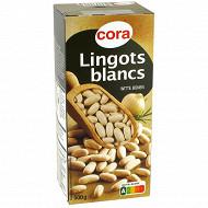 Cora lingots blancs 500g