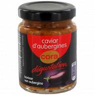 Cora dégustation caviar d'aubergines 90g
