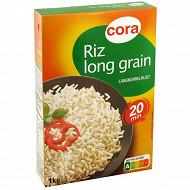 Cora riz long grain 1kg