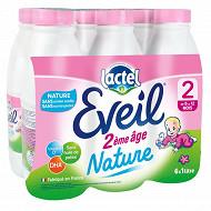 Eveil lait nature 2ème âge 1lx6