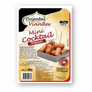 Oriental Viandes mini saucisses à l'orientale halal 400g