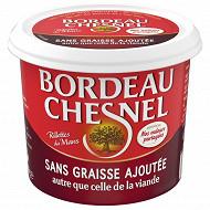 Bordeau Chesnel Rillettes du Mans de porc sans graisse ajoutée 220g