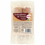 Cora andouillette de Troyes 2x140g