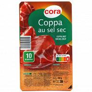 Cora coppa au sel sec 10 tranches 100g