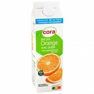 Cora pur jus d'orange 1l