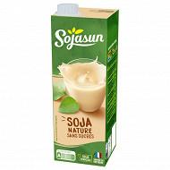 Sojasun boisson de soja nature 1 l