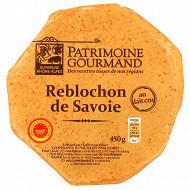 Patrimoine Gourmand reblochon de Savoie AOP 450g