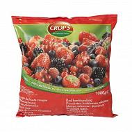 Crop's mélange de fruits rouges 1kg