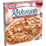 Dr Oetker pizza ristorante bolognese & formaggi 375g