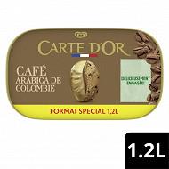 Carte d'or bac crème glacée café 1200ml - 641g