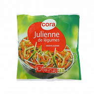 Cora juliennes de légumes 1kg