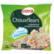 Cora choux-fleurs déjà cuits 1kg