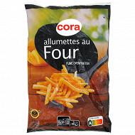 Cora pommes frites allumettes au four 1kg