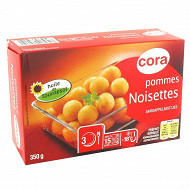 Cora pommes noisettes 350g