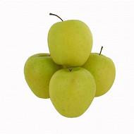 Pomme golden bio 4 fruits