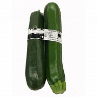 Courgette bio bague 2 fruits