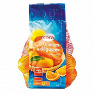Orange à déguster cora 2kg