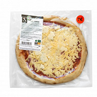 Pizza 4 fromages 550g