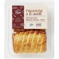 Friand à la viande (2x110g) 220g