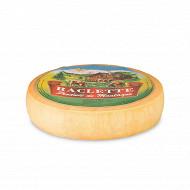 Raclette au lait de montagne - lait de vache pasteurisé premier prix - tranchée
