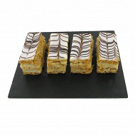 Millefeuille individuel x4