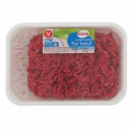 Cora viande hachée pur boeuf 5% mg 350g