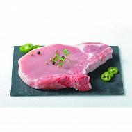 Côte de porc avec x1