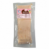Poitrine de porc demi-sel sous vide Cora