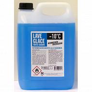 Liquide lave glace hiver -10° 5 litres