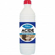 Phébus acide chlorhydrique 1 litre