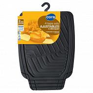 Cora tapis pvc ajustable