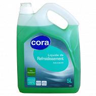 Cora liquide de refroidissement -30° biodégradable 5 Litres