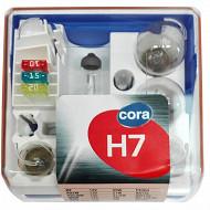 Cora coffret ampoules H7