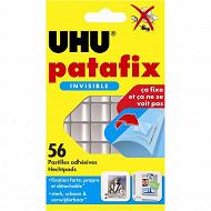 Uhu  patafix invisible 56 pastilles